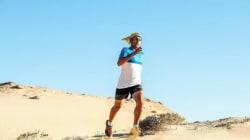 Tarik El Mlih veut être le premier Marocain à courir 1.000 km en 10