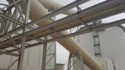 Oran: la raffinerie de sucre de Tafraoui