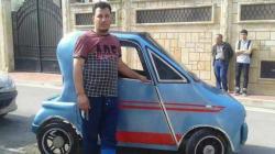 Un chercheur algérien réalise une voiture