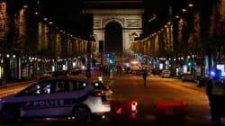 France: fusillade sur les Champs-Elysées, un policier et l'assaillant