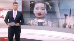 Κι όμως, έκαναν και άλλοι στην ελληνική τηλεόραση τη γκάφα με τη μικρή Βορειοκορεάτισσα του «The