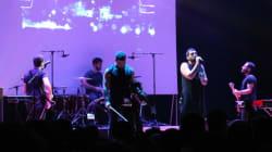 Le concert de Mashrou' Leila à Rabat