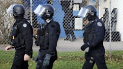 Εκκένωση εκλογικού τμήματος στην πόλη Μπεσανσόν της Γαλλίας εξαιτίας ενός ύποπτου
