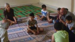Wie ein Theaterprojekt Flüchtlingen im Irak
