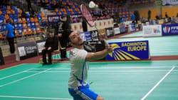 Championnat d'Afrique de badminton (simple messieurs): l'Algérien Adel Hamek sacré