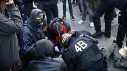 Συγκρούσεις αντιεξουσιαστών με αστυνομικούς στο Παρίσι μετά την έκβαση του α' γύρου των γαλλικών