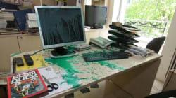 Καταδίκη της επίθεσης αναρχικών στα γραφεία της «Καθημερινής» στη Θεσσαλονίκη από ΣΥΡΙΖΑ, ΝΔ και