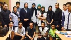 Latifa Ibn Ziaten au Maroc pour mettre en place un projet