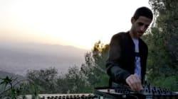 Kemist, le DJ tunisien qui a électrisé le mont Gros: Un live set en pleine