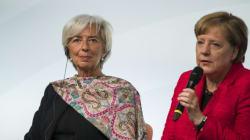 L'étrange réaction d'Angela Merkel, interrogée sur le