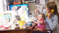 Ein Appell an alle Mütter, die trotz ihres Kindes arbeiten wollen: Es ist hart, aber nicht