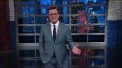 Colbert Mocks Trump's Trade War With 'Cold Mexico,' AKA