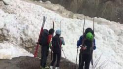 ► B.C. Skiers Stumble Upon Massive