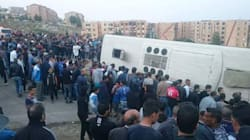 Tiaret : 6 morts et 14 blessés dans un accident de la route