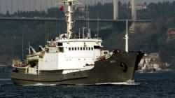 Πλοίο του ρωσικού Ναυτικού συγκρούστηκε με εμπορικό στην Μαύρη