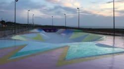 À Rabat, le festival Jidar investit le skatepark de la