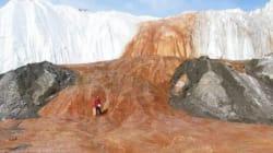 Scientists Discover Secret Behind Bloody Antarctic