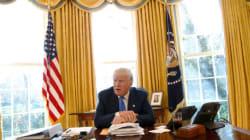 Ο Τραμπ έχει ένα κόκκινο κουμπί στο γραφείο του. Τι θα συμβεί αν το