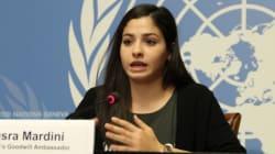 La réfugiée syrienne Yusra Mardini nommée Ambassadrice de bonne volonté du