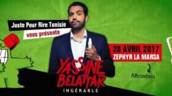 Juste pour rire: L'ingérableStand-Up de Yassine Belattar ce soir au