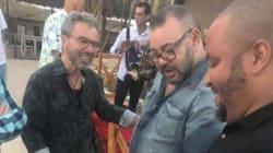Le roi Mohammed VI a acheté 18 oeuvres à un artiste