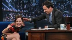 Η Emma Watson έκανε το χειρότερο πράγμα που μπορείς να κάνεις σε μια εκπομπή του Jimmy
