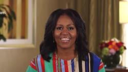 Η πρώτη τηλεοπτική εμφάνιση της Michelle Obama μετά από καιρό ήταν για ένα σημαντικό και συγκινητικό