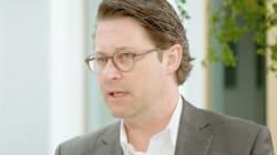 CSU-Generalsekretär Scheuer: