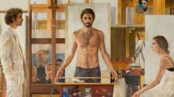 Ο Χρήστος Χωμενίδης μετατρέπει τα έργα του Αλέκου Λεβίδη σε λέξεις, σε ένα one-man
