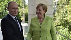 Συνάντηση Μέρκελ–Πούτιν στο Σότσι: Η τοποθέτηση του Ρώσου προέδρου για τις παρεμβάσεις στις αμερικανικές