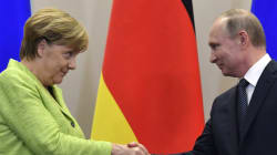 Πούτιν και Μέρκελ συμφώνησαν στην ανάγκη τήρησης των συμφωνιών του Μίνσκ...που δεν θέλει να τηρήσει