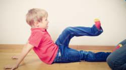 Hauen, beißen, kratzen: Warum es gut ist, wenn Kinder aggressiv