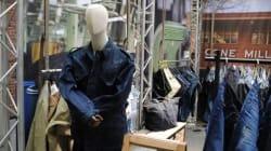 À Paris, le Maroc fait la promotion de ses jeans
