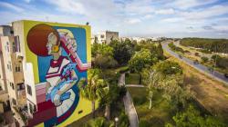 Les fresques du 3e festival Jidar, racontées par les artistes