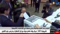 Bouteflika a voté