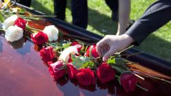 Κηδείες σε ζωντανή μετάδοση αποκλειστικά για τους