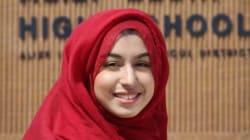 Amina Mabizari, algérienne d'origine, admise dans 7 universités américaines