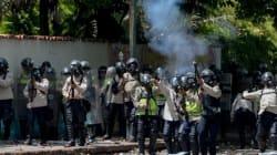 Venezuela: heurts entre policiers et étudiants qui