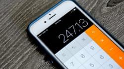 Cet astucieux truc sur la calculatrice du iPhone a surpris bien des