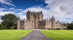 Nordirland, mal in einem alten Castle übernachten