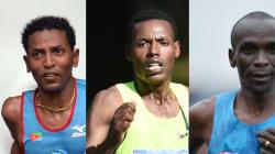 Ils ont raté leur pari de courir un marathon en moins de deux heures... à 25 petites secondes