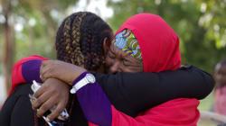 보코하람에 납치된 소녀 82명, 3년만에