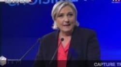 Marine Le Pen annonce la création d'une