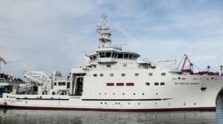 Sciences: Le navire norvégien
