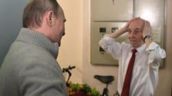 «Χρόνια πολλά!»: Ο Πούτιν επισκέφτηκε τον παλιό του διοικητή στην KGB για τα 90ά του