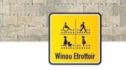 L'engagement citoyen de Winou