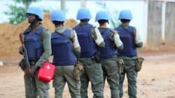 Portés disparus après l'attaque en Centrafrique, trois casques bleus retrouvés