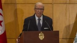 Suivez le discours de Béji Caïd Essebsi au Palais des Congrès en