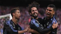 Le Real Madrid en finale de la ligue des