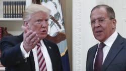 Εγκώμια Λαβρόφ σε Τραμπ μετά τη συνάντηση. «Είναι μια κυβέρνηση που βρίσκει